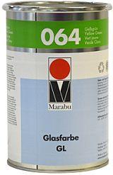 Marabu Glasfarbe GL - Sieb-/Tampondruckfarbe für Glas, Metall uva.