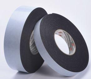 Orabond 1808 - Montageklebeband - schwarz - 0.6 mm
