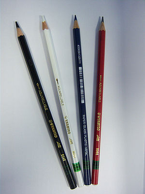 Stabilo All-Spezialstift, 4 Farben