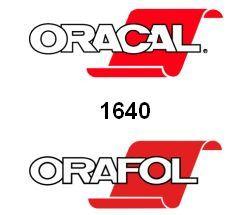 Oracal 1640 Druckfolie