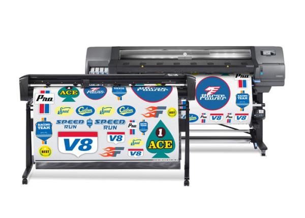HP Latex 315 Print & Cut