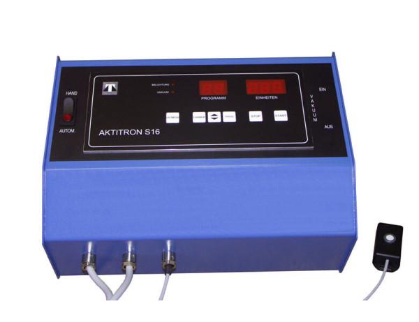 Technigraf Aktitron S 16 - Lichtdosiergerät