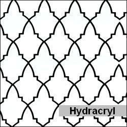 Virus HYDRACRYL Textil-Siebdruckfarbe für Syntetic