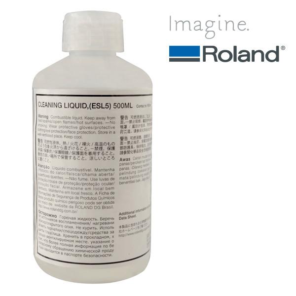Roland Cleaning Liquid ESL5-CL für Eco-Sol MAX 2 & 3