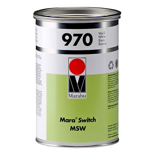 Maraswitch MSW, Siebdruckfarbe