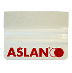 ASLAN KRF 1 WhiteSqueegee Kunststoffakel - Filzkante
