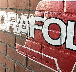 Orajet 3554M für Beton & Ziegelmauern