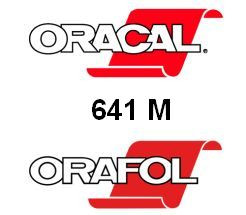 Oracal 641 M - matt