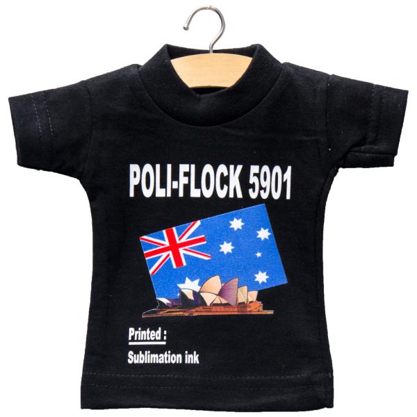 Poli-Flock Printable 5901 - Subli-Flock, weiß 500 mm