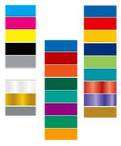 Summa Harzband Spotfarben, für DC3 + DC4 + DC5