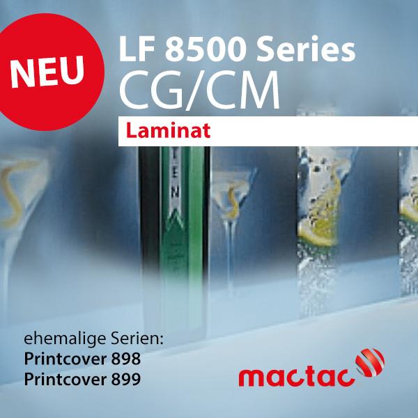 LF 8500 CM & CG - ex. Printcover Laminat