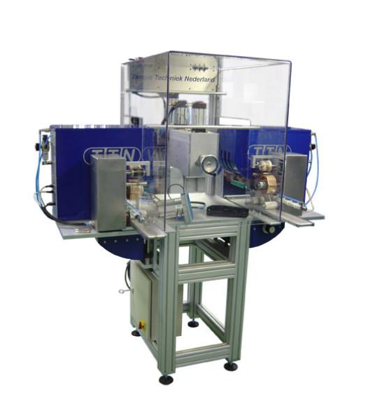 TTN Tampondruckmaschine - Sondermaschinenbau