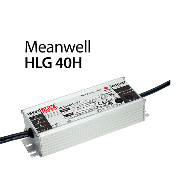 Meanwell HLG-40H-12A Netzteil 40W / 12V / 3,3A