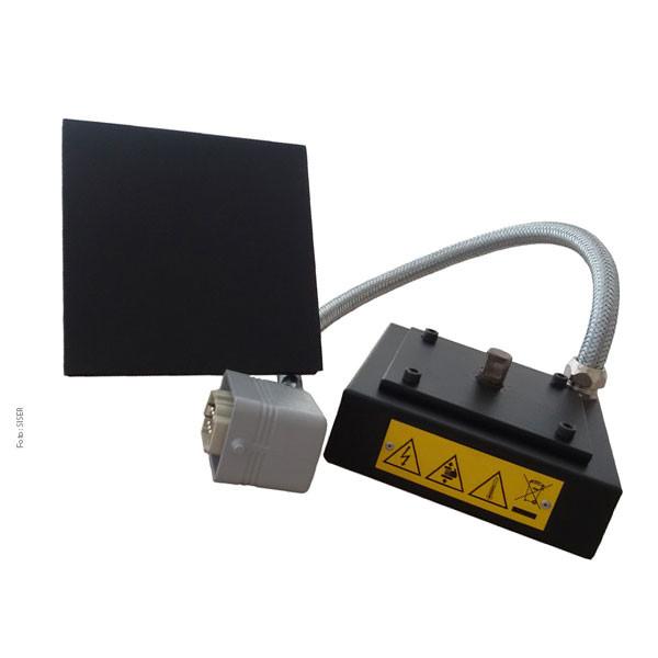 Siser Druckplatte, für Brusttaschen (15x15cm)