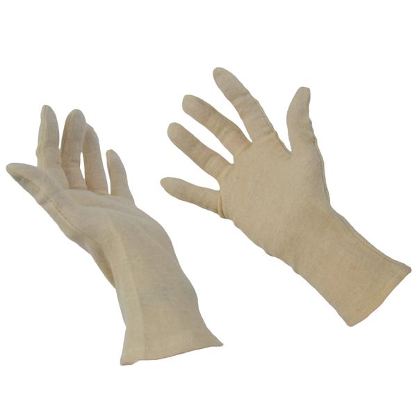 Baumwoll-Handschuhe, VE12