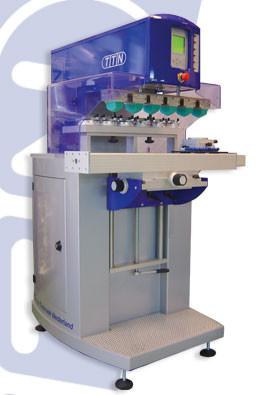 TTN Tampondruckmaschine EKO 400 VTC