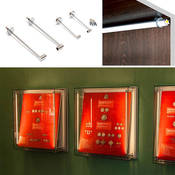 LED Profil P6, Vitrinenbeleuchtung
