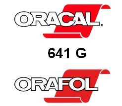 Oracal 641 G - permanent