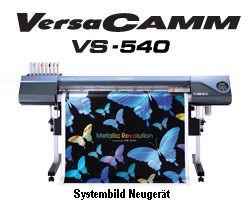 Roland VersaCamm VS-540 Ser.-Nr. ZAP 2685
