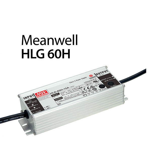 Meanwell HLG-60H-24A Netzteil 60W / 24V / 2,5A
