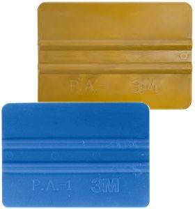 3M Rakel in Gold + Blau, die Klassiker