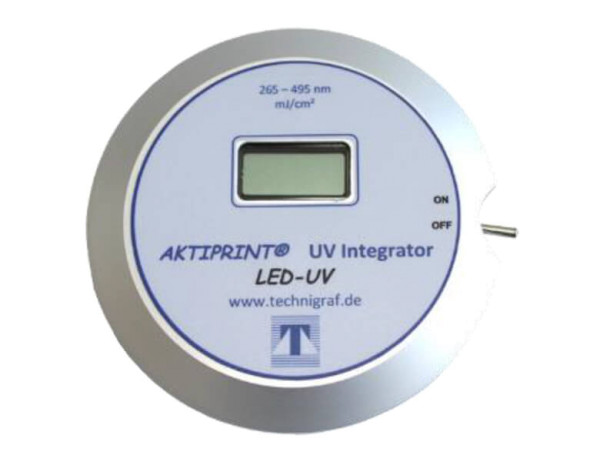 Technigraf UV-Integrator MM14040 LED-UV