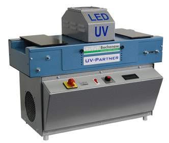 Bochonow UV-LED Bandtrockner | UV-LED | Standgerät