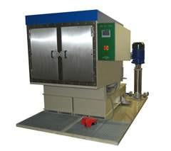 SIRI Automatische Siebwasch- & Entschichtungsanlage All-In-One