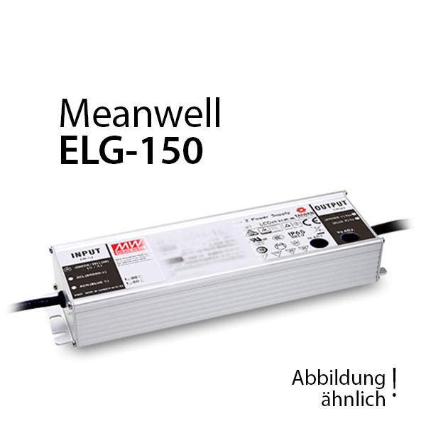 Meanwell ELG-150-12DA-3Y Netzteil 84W 12V 8A / IP67