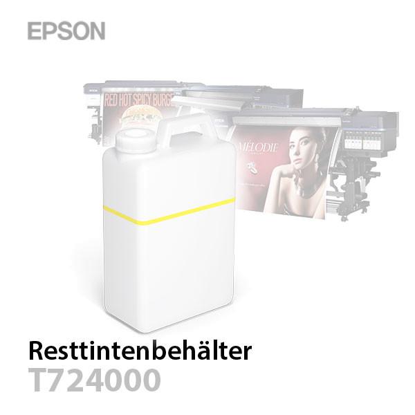 EPSON Resttintenbehälter (T724000)