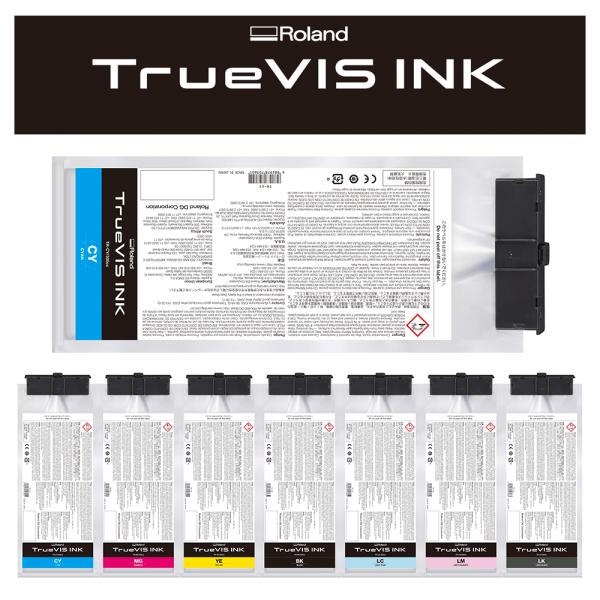 Roland TrueVIS Ink TR - Abverkauf