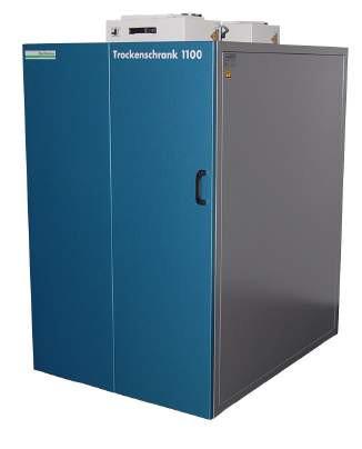 SIRI-Siebtrockenschrank 1100V