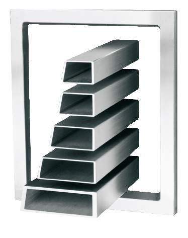 Hurtz Präzisions-Siebdruckrahmen aus Aluminium