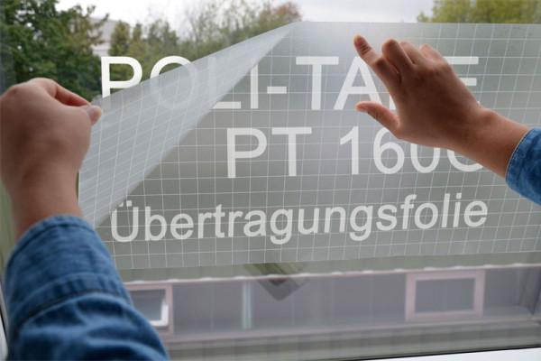 Poli-Tape PT-160G - Übertragungsfolie