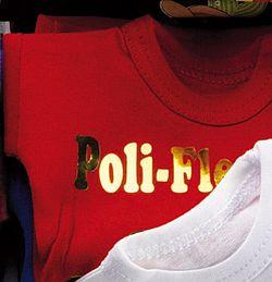 Poli-Flex 421 - 431 Brillant gold & Silber