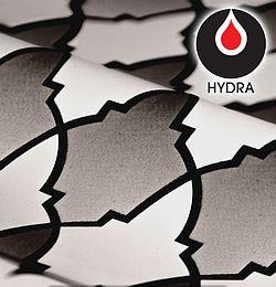 Virus Hydra Basen für Textil-Siebdruckfarben