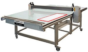 ModulMounter Profi GLS 155 cm x 408 cm mit Licht