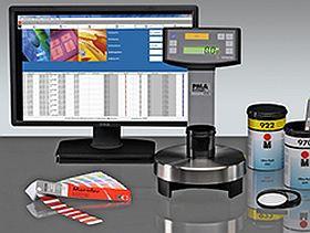 MCF Spectrometer HD2 mit Software Version. 6