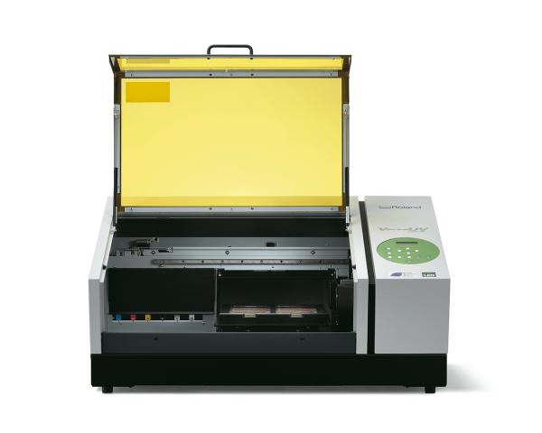 Roland VersaUV LEF-12i, UV Drucker