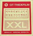 Ulano CDF QT - Thickfilm Kapillarfilme