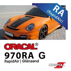 Oracal 970 G-RA, Wrapping Cast glänzend